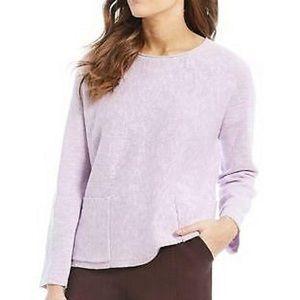 NWT! Eileen Fischer Mallow Organic Linen/Cotton